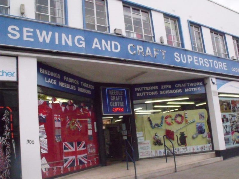 Sewing Craft Superstore L Balham High Rd Mireviewz Customer